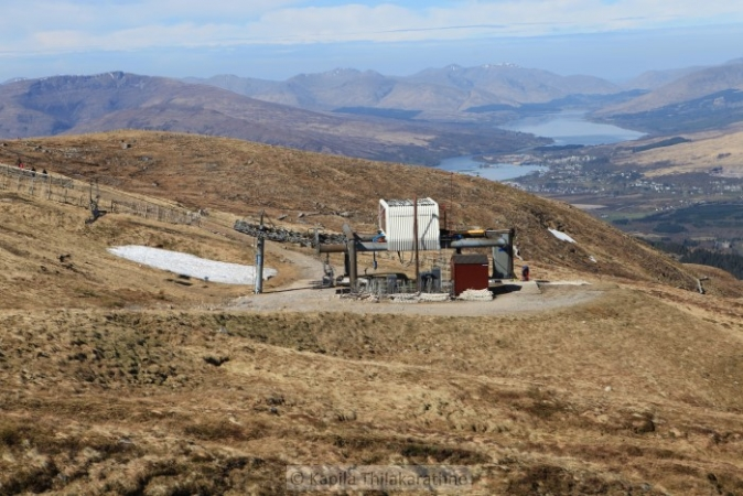 Nevis Range mountain - Fort William