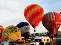The 2010 Bristol International Balloon Fiesta